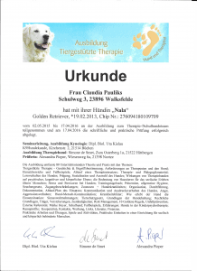 Therapiehunde-Team